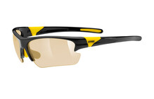 UVEX sphere black-yellow